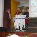 Foto 2: Amtierende und ehemalige Vorsitzende und Chorleiterin. Fotos: Gudrun Beckmann