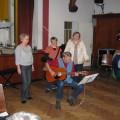 Foto 4: Chormitglieder. Fotos: Gudrun Beckmann