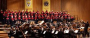 Foto vom Konzert mit dem Bundeswehrmusikorps in der Beethovenhalle 2012
